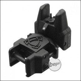 APS Rhino Flip Up Front Sight - schwarz