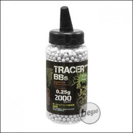 2.000 S&T -TRACER- BBs 6mm 0,25g - im Feeder