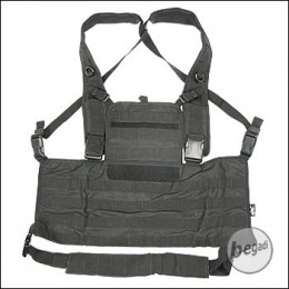 BE-X Chest Harness - schwarz