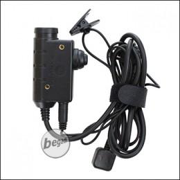 EARMOR PTT Set (Sprechtaste & Tastschalter) - Motorola 2-Way [M52-M2]