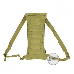 "BE-X Tasche ""Hydration small"" - Coyote Tan / MJK"