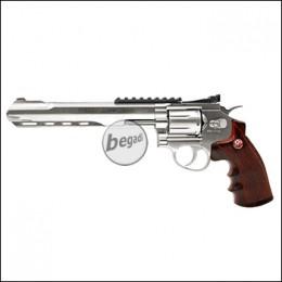 "Ruger Super Hawk Revolver, 8"", chrome (frei ab 18 J.) [2.5681]"