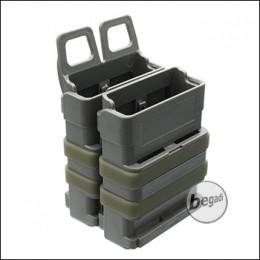 KYOU FAST MAG / Hartschalen Magazintasche für M4/M16 etc. (5,56mm) - foliage