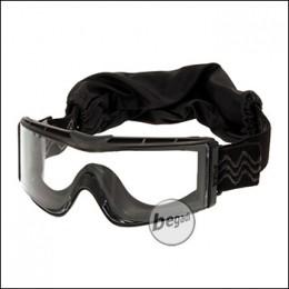 Bollé Schutzbrille X-810 schwarz [X810NPSI]