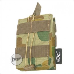 BE-X Open Mag Pouch, single, für G3 / M14 - auscam