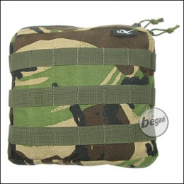 "BE-X Tasche ""Shingle big"" - woodland DPM"