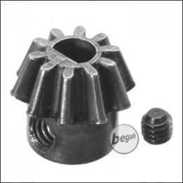 TFC Stahl Pinion Gear - Typ D - inkl. Schraube