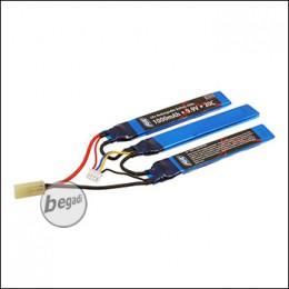 ASG LiFePo Akku 9,9V 1000mAh - Triple Stick