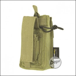 "BE-X Open Type  & Pistol Pouch ""G36"" - Coyote Tan / MJK"