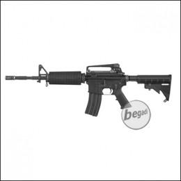 WE M4A1 Open Bolt GBB -schwarz- (frei ab 18 J.)