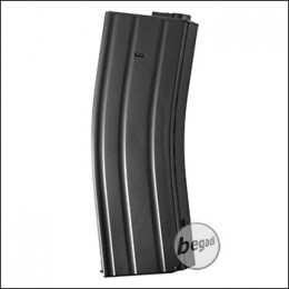 Battleaxe M4/M16 Flash Highcap Magazin (380 BBs) -schwarz-