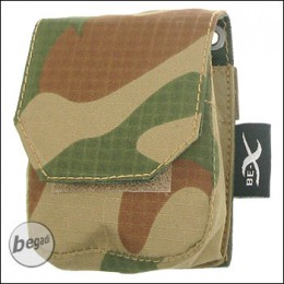 BE-X Kompass Tasche - V2, Rip Stop - rooivalk