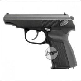WE MK-PM51 GBB inkl. Silencer -schwarz- (frei ab 18 J.)