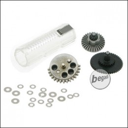 Begadi Double Torque Up Stahl Gearset