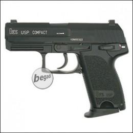 Heckler & Koch USP Compact GBB (frei ab 18 J.) [2.5682]