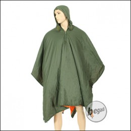 BE-X FronTier One Poncho Liner mit Schlafsack Funktion