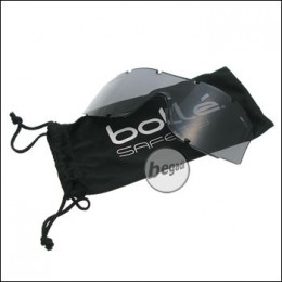 Bollé Schutzbrille X-1000 Ersatzglas dunkel [FAX1STDF]