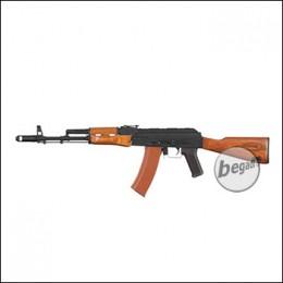Begadi AK 74 Sport S-AEG mit Echtholz Festschaft (frei ab 18 J.)