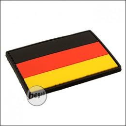 """BE-X 3D Abzeichen """"Germany"""" aus Hartgummi, mit Klett"""