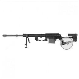 S&T M200 Sniper Rifle inkl. Koffer -schwarz- (frei ab 18 J.)