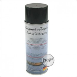 Original Begadi Dark Steel Spray 400ml