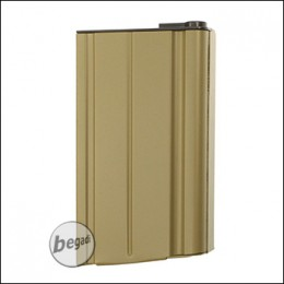 DBoys Scar-H HighCap Magazin (440 BBs) - TAN
