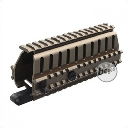 ICS SG552 /  SAR Europa Sport MRS Tactical Handguard -TAN- [MI-49]