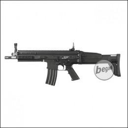 "WE MK16 Mod 0 10,5"" S-AEG, schwarz (frei ab 18 J.)"