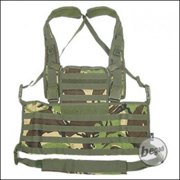 BE-X Chest Harness - woodland DPM