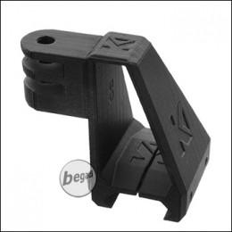 Kyou GoPro Sidemount -schwarz-