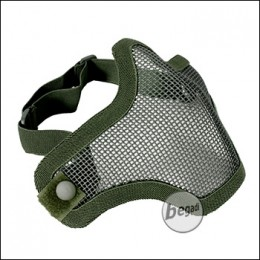 """Begadi Gesichtsschutz Maske """"leicht"""" - olive"""