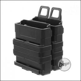 KYOU FAST MAG / Hartschalen Magpouch für G3 / M14 (7,62mm) - schwarz
