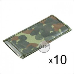 BE-X Modular ID Tags - 10er Pack - flecktarn