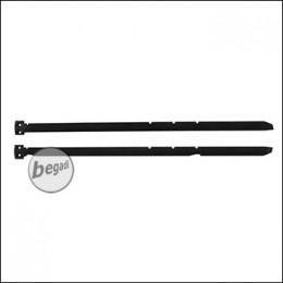 Z Parts WE SMG-8 Stahlschienen für Schulterstütze [WE-SMG8-003]