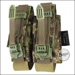 "BE-X Tasche ""40mm Shell"", double - PenCott Greenzone"