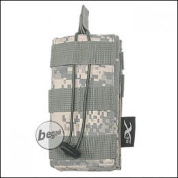 BE-X Open Mag Pouch, single, für M4 / M16 - UCP (ACU)