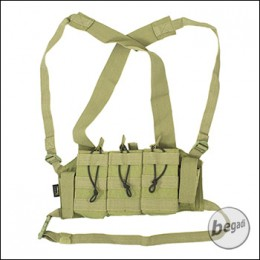 "BE-X Mikro Chest Rig ""G36 Edition"" - Coyote Tan / MJK"
