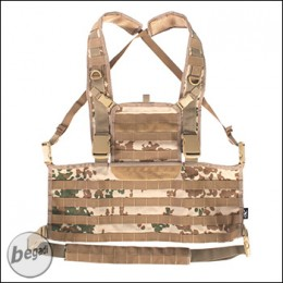 BE-X Chest Harness - BW tropentarn