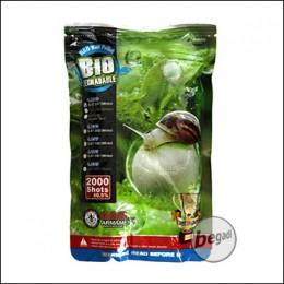 2.000 G&G Bio Precision BBs 6mm 0,20g -hell- im Beutel
