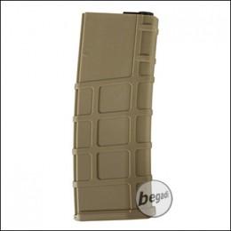 Lonex M4 / M16 MilSim Magazin (30 BBs) - TAN