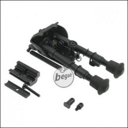 Begadi Tactical Bipod mit RIS Montage