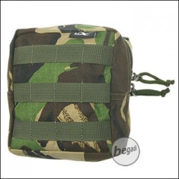 "BE-X Tasche ""General acc."" - woodland DPM"