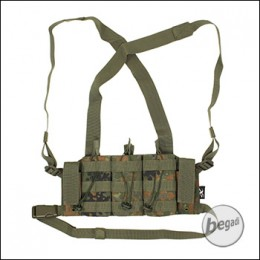 "BE-X Mikro Chest Rig ""M4 Edition"" - flecktarn"