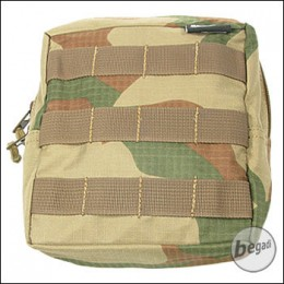 "BE-X Tasche ""General acc."" - V2, Rip Stop - rooivalk"