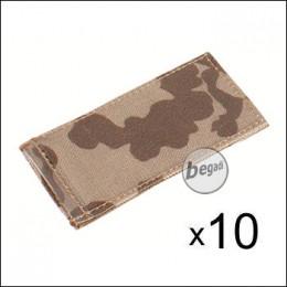 BE-X Modular ID Tags - 10er Pack - BW tropentarn