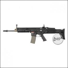 Ares AR-062E / FN SCAR-L S-AEG in schwarz (frei ab 18 J.)