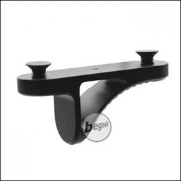 Begadi KeyMod Metall Hand Stop - K Modell