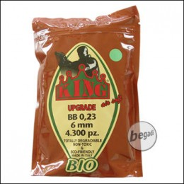4.300 SUPER KING AIRSOFT BIO BBs 6mm 0,23g olive
