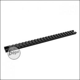 Otto Repa OMR Picatinny Rail, CNC gefräst, extra lang - 237mm -