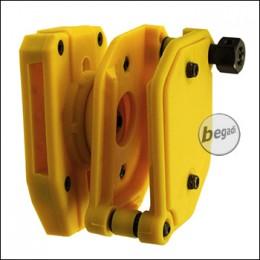 Begadi AIPSC ECO Multi Magazinhalter -gelb-